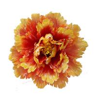 40cm 직경 인공 실크 모란 꽃 지점 무대 퍼포먼스 무대 성능 소품 무료 배송 ZA4206