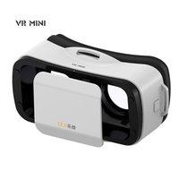 Mini Virtual Reality Olho Lente Telefone Celular 3D Smart Vr Espelho de óculos é totalmente compatível com o tamanho da tela do olho 4.5 a 5,5 a 5,5