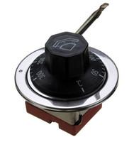 XNEMON AC220V 16A Interruptor de control de la temperatura del termostato de dial para horno eléctrico 50-300C Dial especialmente diseñado