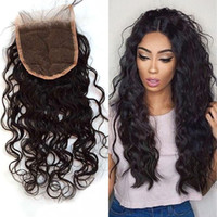 Bleached Knots Lace Closure with Baby Hair Top Quality India...