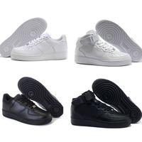 Nouveau Classique Hommes Femmes Pour 1 Un Running Shoes Trainers Sports Skateboarding Chaussures Blanc Noir Eur 36-46 Livraison gratuite