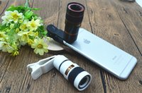 Telescope Lens 8x Zoom unniversal Optical Camera Telescope t...