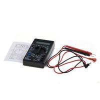 DT-832 Digital LCD Voltmeter Amperemeter Ohm Tester Multimeter Summer B00405
