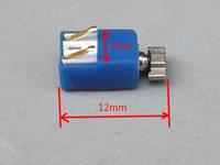 Micro Small Linear Vibrator Motor mit Stecker 5mmx12mm 0512 Model Serie Vibrierender Pager Motor für Mobiltelefon Sextoy