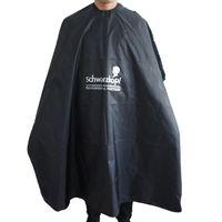Популярный салон парикмахерская Мыс в XL размер профессиональный черный мужская голова стрижка Мыс платье для волос завивки окраски