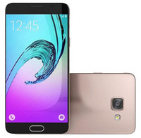 Ricondizionato Originale Samsung Galaxy A7 A7100 Dual SIM sbloccato Cell Phone Octa Core 5.5 pollici 3GB / 16GB 13MP 4G LTE Fingerprint
