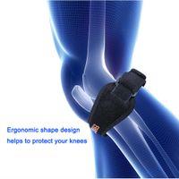 Профессиональный надколенник сухожилия ремень бегуна перемычки коленный ремень поддержка защитные ленты ремень противоударный регулируемый