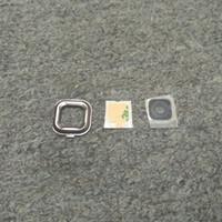 Samsung Galaxy S6 Aktif G890 G890A Arka Kamera Cam Lens Kapağı + Çerçeve Tutucu Yüksek Kalite Yeni
