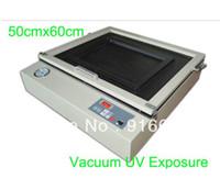 """سريع شحن مجاني 50 سنتيمتر x 60 سنتيمتر (20 """"x 24"""") شاشة لوحة فراغ آلة التعرض شاشة الطباعة uv التعرض وحدة المعدات"""