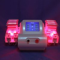 2017 new 4 wavelength lipolaser Laser Slimming Instrument 52...