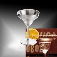 Weinglas Becher Tasse Edelstahl Rotwein Becher Weingläser Champagner Tasse Martini Cocktail Margarita Bier Tasse Bar Tassen Home Decor