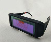 الشمسية السيارات سواد الظل سلامة واقية نظارات لحام قناع العمل قوس TIG MMA MIG ، شحن مجاني
