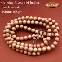 10mmx108pcs Buddhist Rosary beads bracelet women Necklace wo...