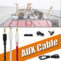 Braided AUX 3. 5mm Stereo Auxiliary Car Audio Cable Cord Exte...