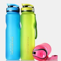 KANGZHIYUAN 1000 ml High- capacity Plastic Sports Bottle Outd...