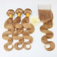 Brazilian Virgin Hair Unprocessed Brazilian Straight 27# Wea...