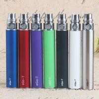 EGO-T 650 900 1100 MAH Vape Pen 510 аккумуляторные батареи для батареи EGO для бутона стеклянного картриджа керамический испаритель Ecigs