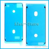 Orijinal Su Geçirmez Yapışkanlı Yapışkanlı Tape Çıkartması iphone 6S için 6Splus 7 7plus LCD Dokunmatik Ekranlı Çerçeve etiketi