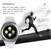 Y1 Round Bluetooth 3. 0 Wearable Smart watch Men Women Classi...