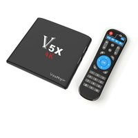 V5X Smart TV Box Amlogic S905X Quad Core 1GB 8GB Android 6. 0...