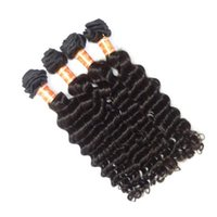 Unprocessed Peruvian Deep Wave, 4 pieces lot, 14- 26 inch in S...