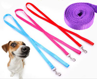 High Quality pet dog Traction rope Nylon Rubber Medium Large...