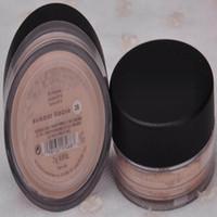 Minéraux poudre libre Poudre de maquillage 1C FAIR 9g / 2G GOLDEN MOYEN 9g / 2N MOYEN BEIGE 9g / bisque 1B 2g / été bisque 2B 2g