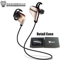 Noise Cancellation Bluetooth Headphones For Gym High End BRO...