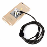 3 pieces lot Universal Anti- Theft security lock cable for ip...