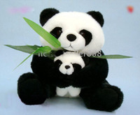 Wholesale cheap Panda plush toy * toy * Mother and Child hig...