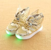 Spring and autumn trade new light shoes children shoes manuf...