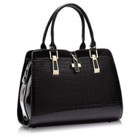 Wholesale Patent Leather Handbags - Buy Cheap Patent Leather ...