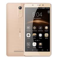 Omtom HT27 5.5 Pollico MTK6580 64 bit Quad Core Android 6.0 1 GB di RAM 8 GB ROM 1280 * 720 8MP 3000mAh Touch ID Smartphon