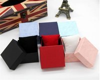 Paper Watch Box with Soft Pillow Paper Gift Boxes Case For B...