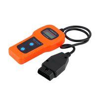 U281 에어백 자동 자동차 관리 Memoscanner 자동차 진단 도구 엔진 코드 리더 스캔 도구