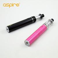 Autêntico Aspire K4 Quick Starter Kit 2000mAh Vape Vape Bateria Aspire K4 com Bobinas de Cleito 0.27ohm Eletrônio de Cigarro