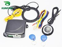 Universal Smart Engine Start Stop System Automatic Central C...