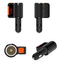 سيارة مشغل الصوت mp3 بلوتوث fm الارسال اللاسلكية fm المغير سيارة كيت سيارة مشغل USB مزدوجة شاحن USB BC09