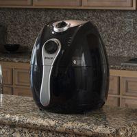 Air friteuse de minuterie programmable multi-fonctions et le contrôle de la température