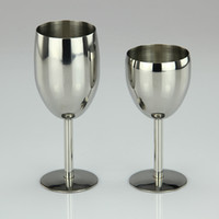 6oz 8oz Stainless Steel Wine Glass Made of Unbreakable BPA F...