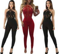 2017 Limited Elegant Jumpsuit Enteritos Mujer The New Sexy B...