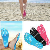 2017 Creative Nakefit soles Invisible Beach Shoes Nakefit fo...