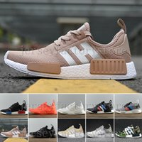 2017 Wholesale NMD R1 Primeknit PK Perfect Authentic Running...