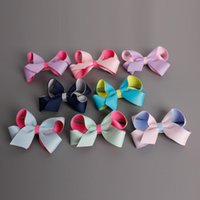 Everweekend Baby Girls Candy Color Bowl Hair Clips Hairpins ...