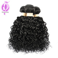 Peruvian Water Wave 100% Human Virgin Hair Weaving Natural W...