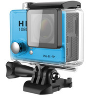 Высокое качество Спорт камера G2 170 градусов 6G широкоугольный объектив 2.0inch HD LCD спорта DV 1080P 30m водонепроницаемый наружный действия видео Верблюд