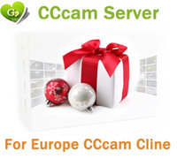 1 Year CCcam Europe 7 Clines 5 Cline Server HD 12 Months acc...