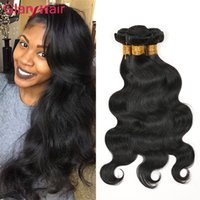 Glary Products Most Popular Peruvian Hair Weave Wet and Wavy...