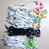 PC 노트북 MP3의 MP4 DHL 페덱스 무료 귀 헤드폰 이어폰 이어폰 헤드셋 헤드폰에서 새로운 3.5mm의 (DY)
