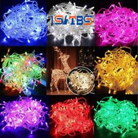 LED Strips 10M string Decoration Light 110V 220V For Party W...